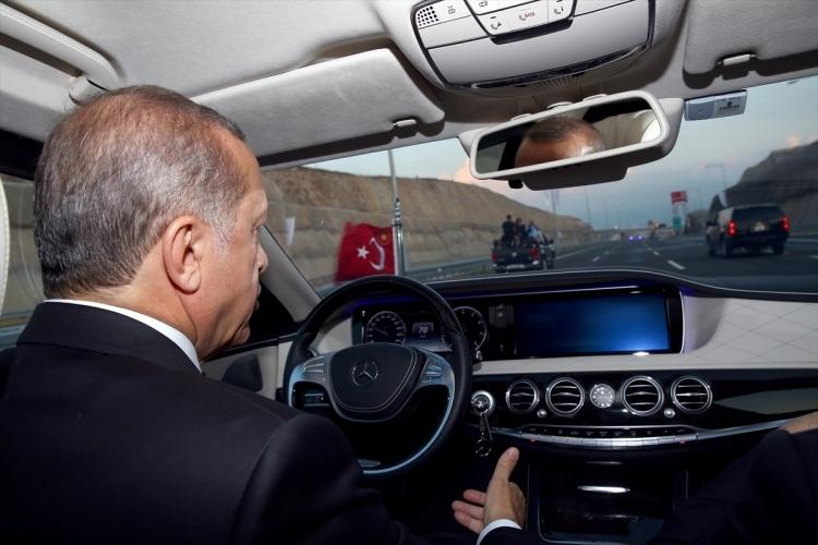 Osmangazi Köprüsü açıldı! Muhteşem kareler 31