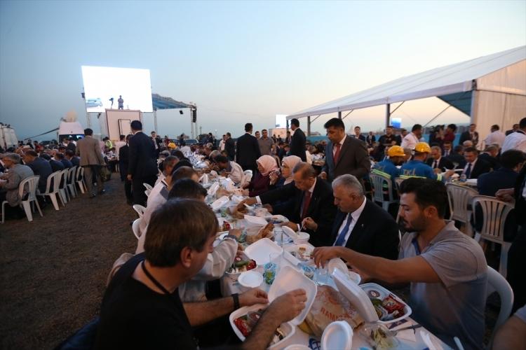 Osmangazi Köprüsü açıldı! Muhteşem kareler 37