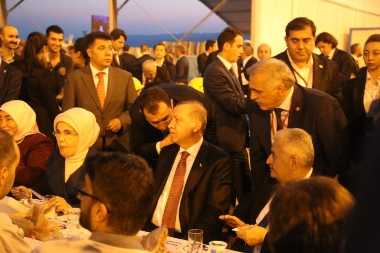 Osmangazi Köprüsü açıldı! Muhteşem kareler 41