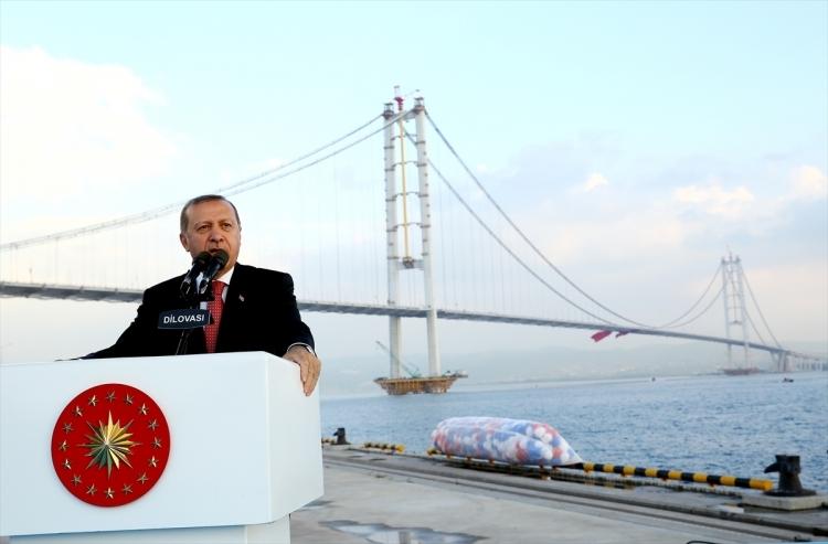 Osmangazi Köprüsü açıldı! Muhteşem kareler 54