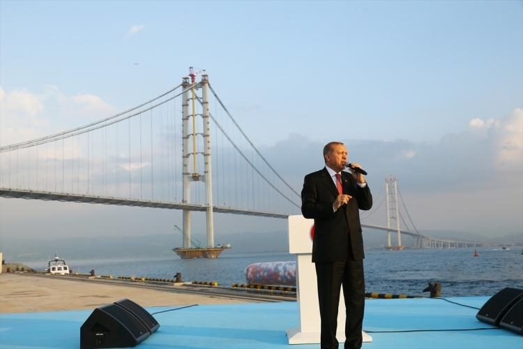 Osmangazi Köprüsü açıldı! Muhteşem kareler 55