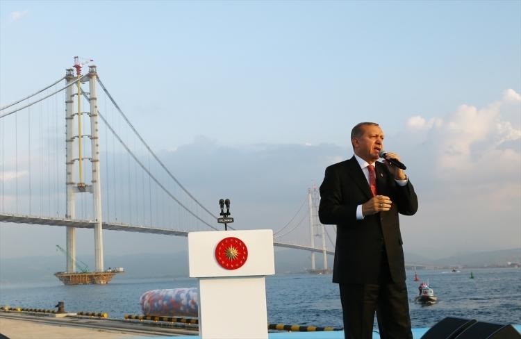 Osmangazi Köprüsü açıldı! Muhteşem kareler 69