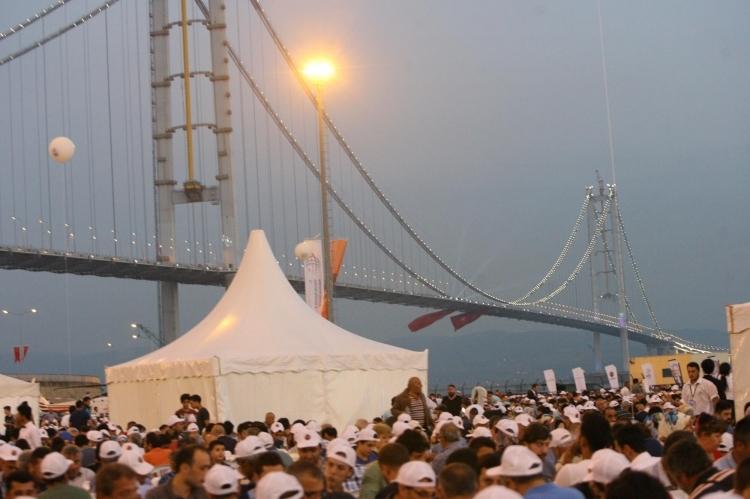 Osmangazi Köprüsü açıldı! Muhteşem kareler 72