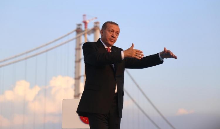 Osmangazi Köprüsü açıldı! Muhteşem kareler 81