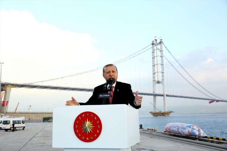 Osmangazi Köprüsü açıldı! Muhteşem kareler 82