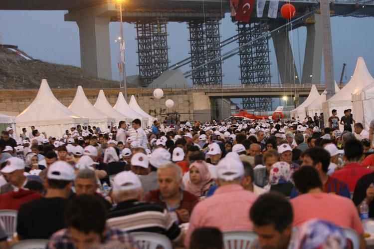 Osmangazi Köprüsü açıldı! Muhteşem kareler 90