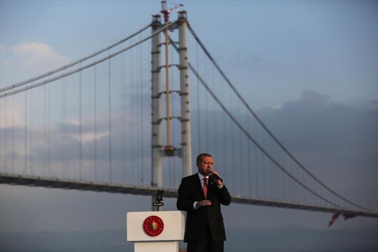 Osmangazi Köprüsü açıldı! Muhteşem kareler 92
