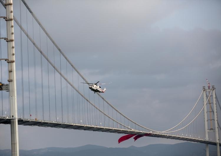 Osmangazi Köprüsü açıldı! Muhteşem kareler 93