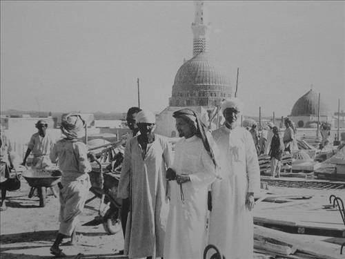 Kutsal Toprakların Tarihi Fotoğrafları 51
