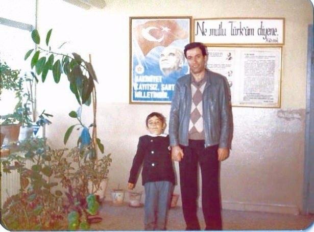 Kemal Sunal'ın hiç görmediğiniz fotoğrafları 16