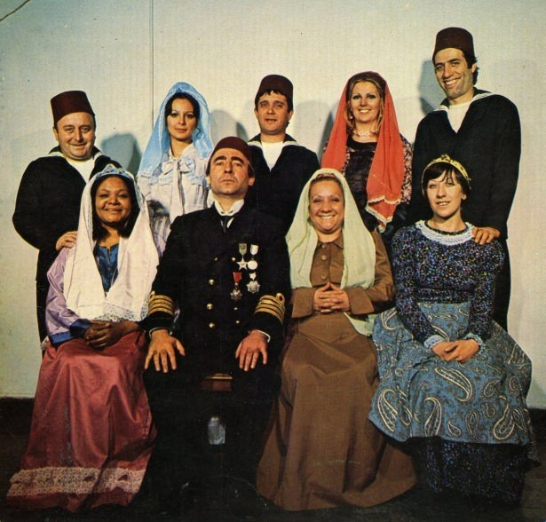 Kemal Sunal'ın hiç görmediğiniz fotoğrafları 68