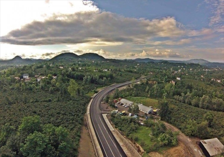 Asırlık proje havadan fotoğraflandı 17