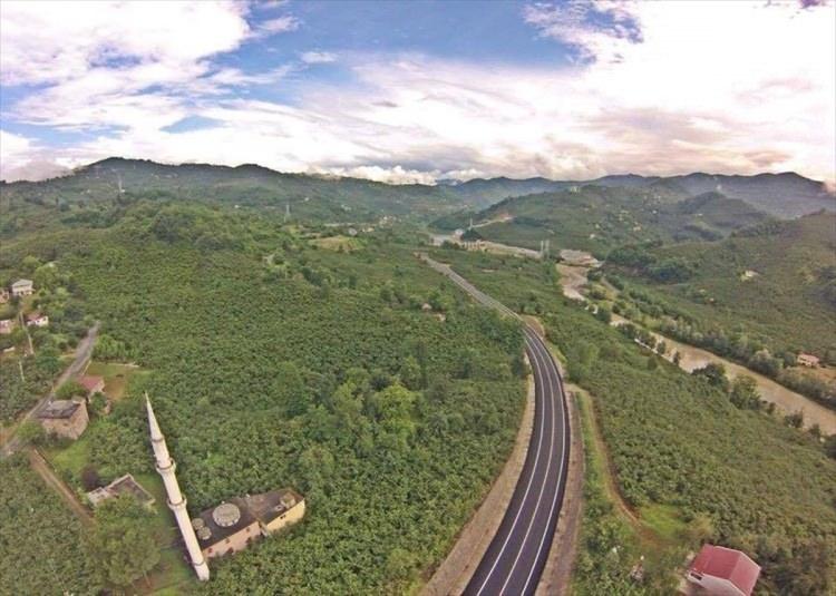 Asırlık proje havadan fotoğraflandı 6