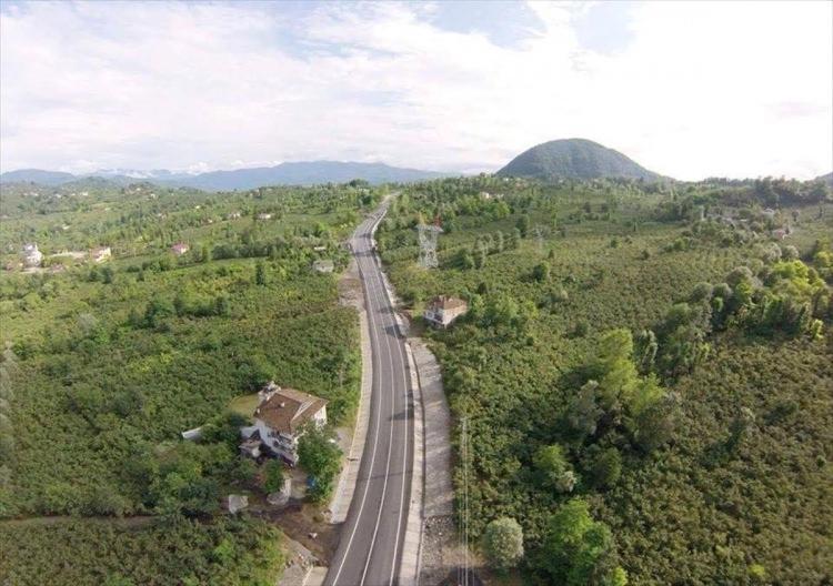 Asırlık proje havadan fotoğraflandı 7