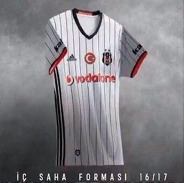 2016-17 sezonu formaları 6
