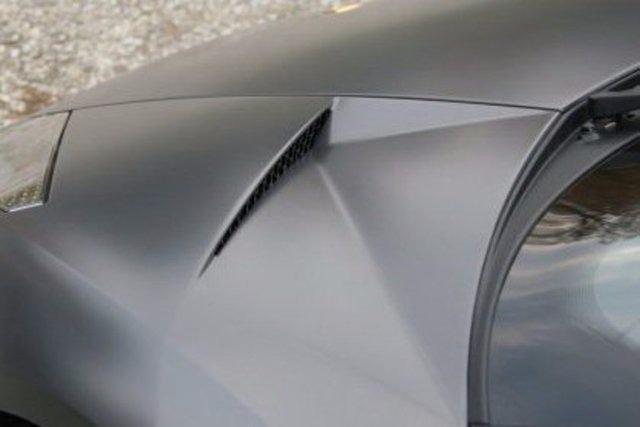 Evinde Lamborghini yaptı! 4