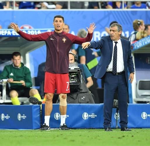 Dünya Ronaldo'nun bu hareketlerini konuşuyor! 10