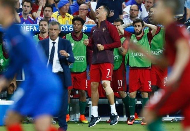 Dünya Ronaldo'nun bu hareketlerini konuşuyor! 17