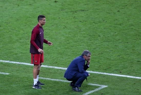 Dünya Ronaldo'nun bu hareketlerini konuşuyor! 3