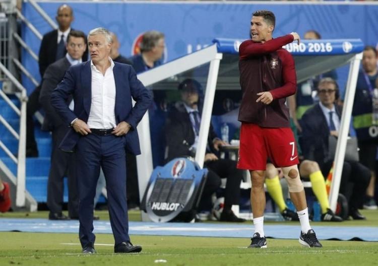 Dünya Ronaldo'nun bu hareketlerini konuşuyor! 4