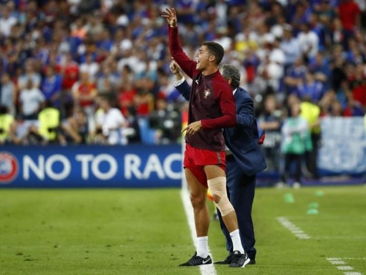 Dünya Ronaldo'nun bu hareketlerini konuşuyor! 5
