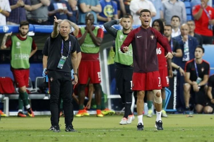 Dünya Ronaldo'nun bu hareketlerini konuşuyor! 7