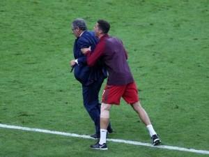 Dünya Ronaldo'nun bu hareketlerini konuşuyor!