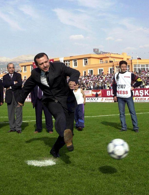 Erdoğan ilk kez böyle görüldü 30