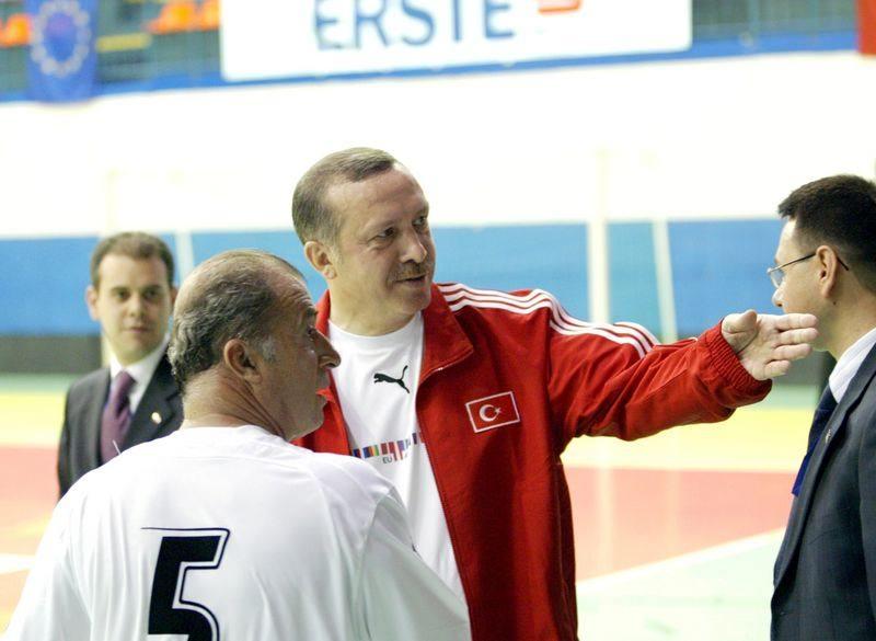 Erdoğan ilk kez böyle görüldü 33