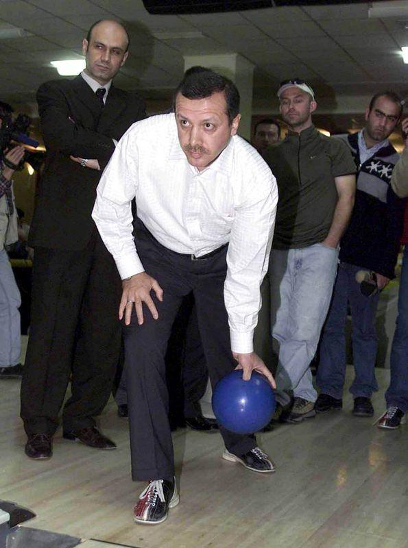 Erdoğan ilk kez böyle görüldü 40