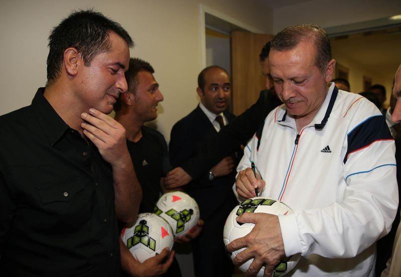 Erdoğan ilk kez böyle görüldü 64