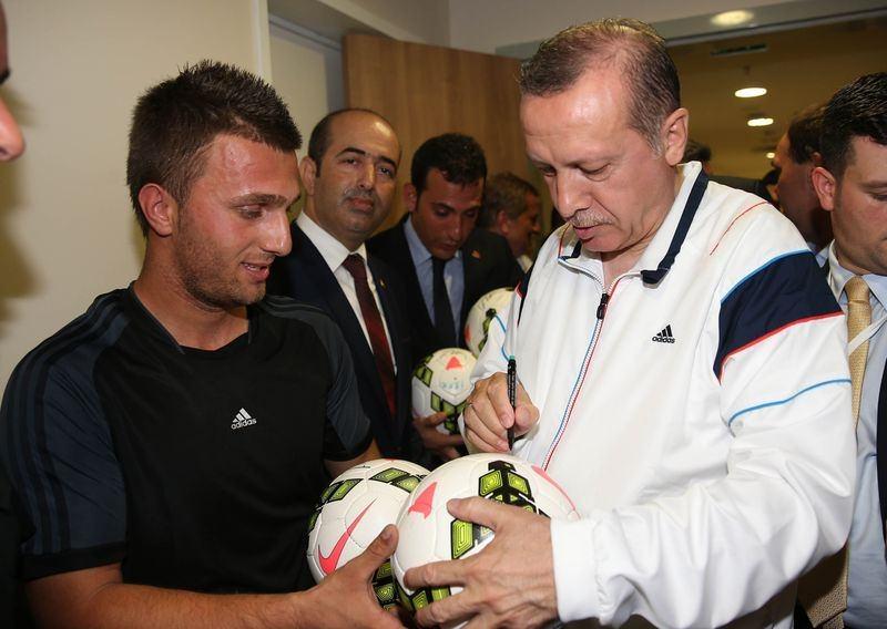 Erdoğan ilk kez böyle görüldü 65