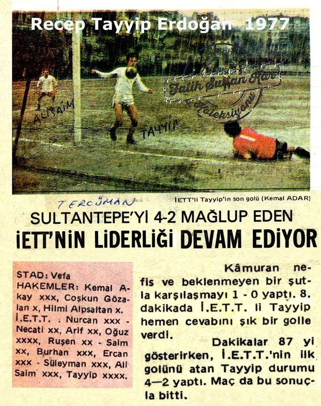 Erdoğan ilk kez böyle görüldü 8