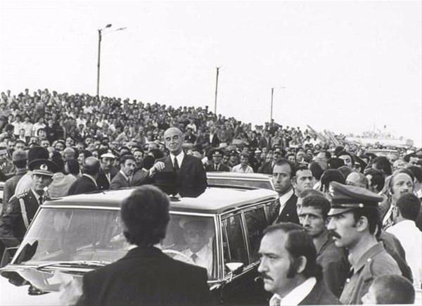 Cumhurbaşkanlığı arşivinden özel fotoğraflar 13