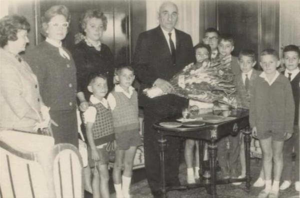 Cumhurbaşkanlığı arşivinden özel fotoğraflar 15