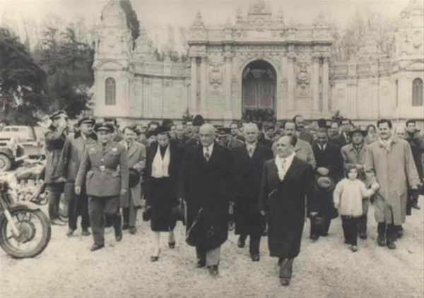 Cumhurbaşkanlığı arşivinden özel fotoğraflar 16