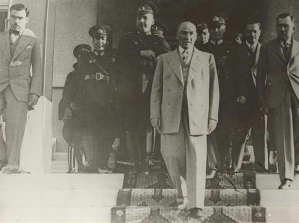 Cumhurbaşkanlığı arşivinden özel fotoğraflar 23