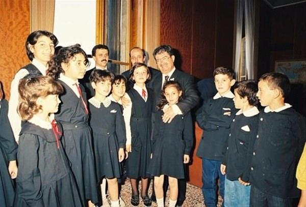 Cumhurbaşkanlığı arşivinden özel fotoğraflar 35