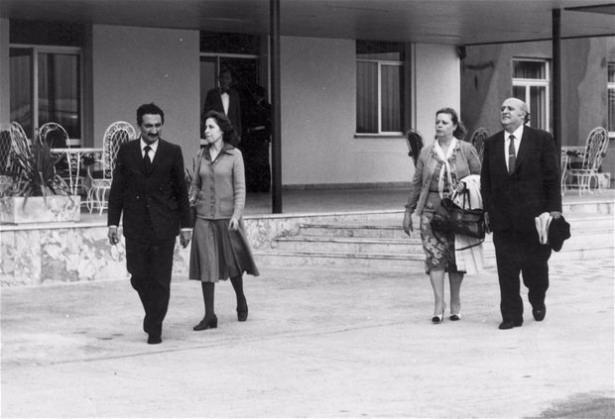 Cumhurbaşkanlığı arşivinden özel fotoğraflar 58