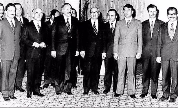 Cumhurbaşkanlığı arşivinden özel fotoğraflar 67