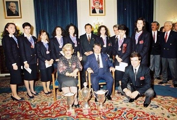 Cumhurbaşkanlığı arşivinden özel fotoğraflar 7