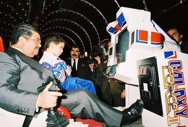 Cumhurbaşkanlığı arşivinden özel fotoğraflar 8