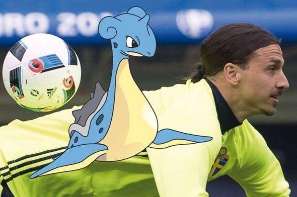 Pokemon çılgınlığı ünlü futbolculara da sıçradı! 10