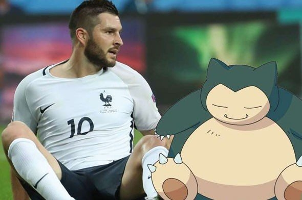 Pokemon çılgınlığı ünlü futbolculara da sıçradı! 13