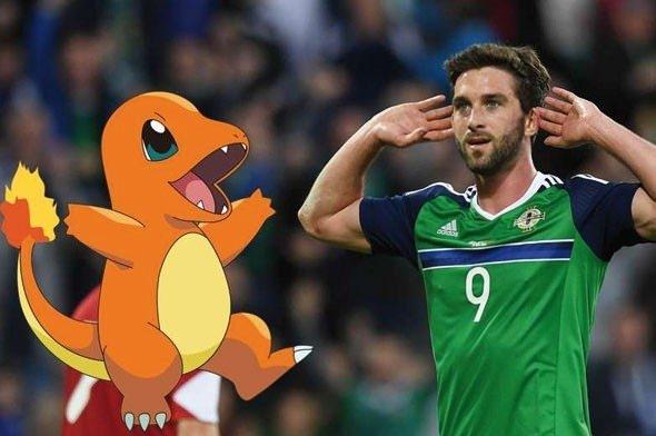 Pokemon çılgınlığı ünlü futbolculara da sıçradı! 17