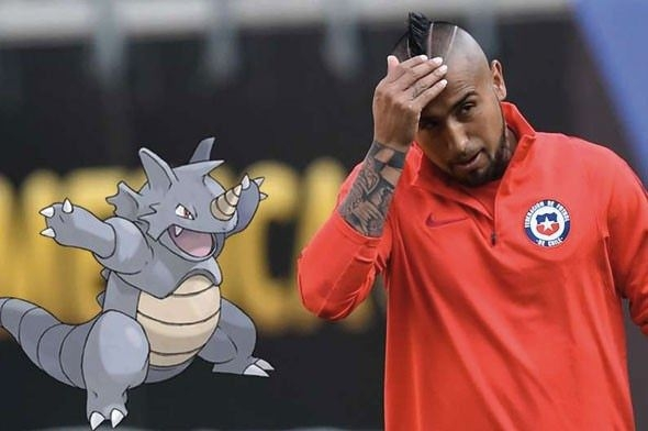 Pokemon çılgınlığı ünlü futbolculara da sıçradı! 19