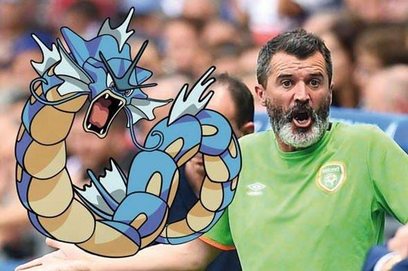 Pokemon çılgınlığı ünlü futbolculara da sıçradı! 20