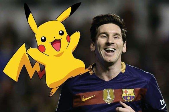 Pokemon çılgınlığı ünlü futbolculara da sıçradı! 25
