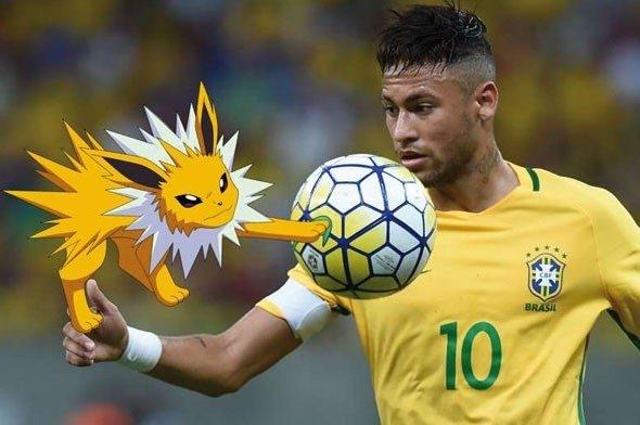 Pokemon çılgınlığı ünlü futbolculara da sıçradı! 3
