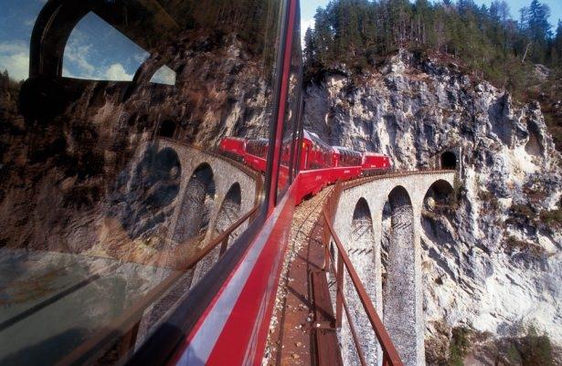 Bu tren yolu bir başka 11
